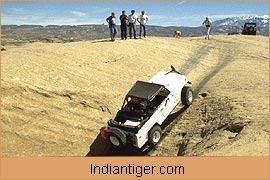 Jeep Safari, Adventure Tours India