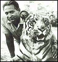 Kailash Sankhla,  Tiger Man of India