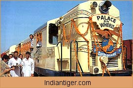Palace On Wheels, Luxury Train in India