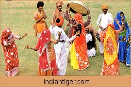 Dance, Rajasthan Holiday Vacations