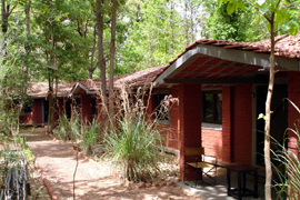 Bandhavgarh Jungle Lodge,  Tiger Resorts India